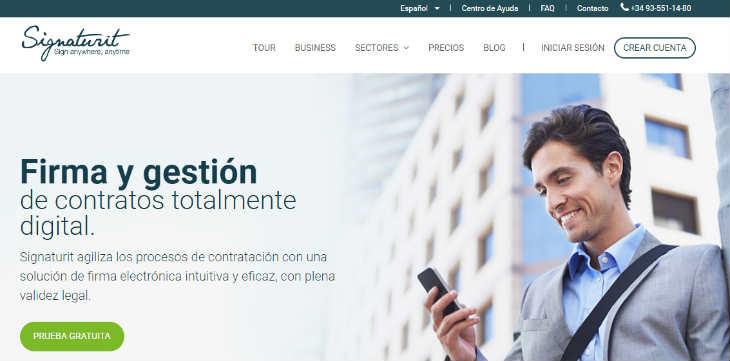 Signaturit cierra segunda ronda con 2,8 millones de euros