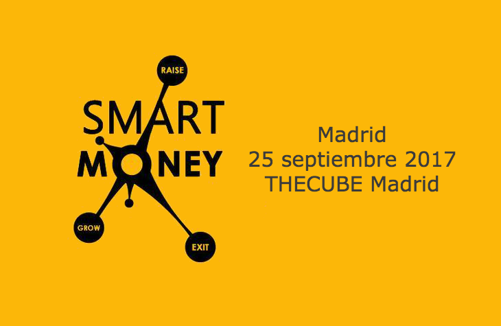 Anunciamos el programa de Smart Money Madrid 2017