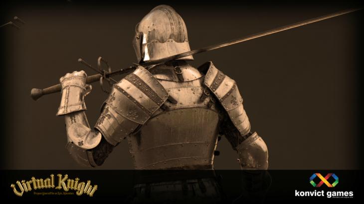 Descubre el videojuego Virtual Knight de la startup Konvict Games