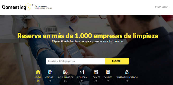 Domesting recibe 500.000 euros de financiación