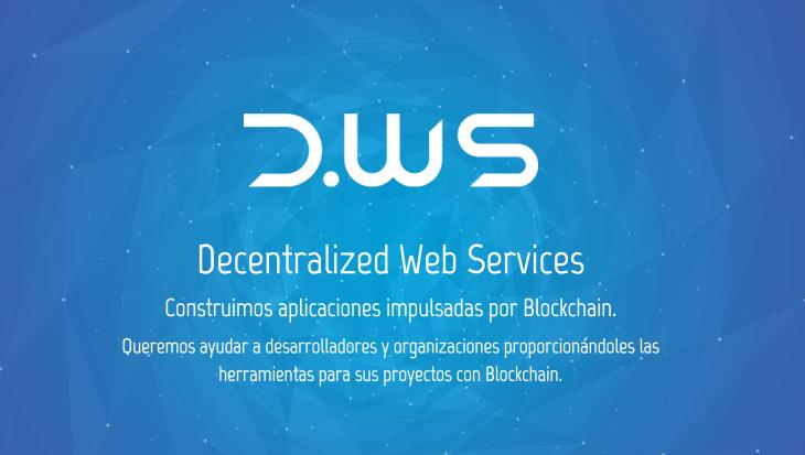 Nace la startup DWS para facilitar la creación de aplicaciones sobre blockchain