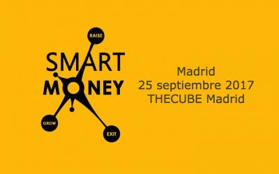 Buscamos patrocinadores para Smart Money Madrid