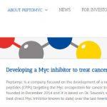 Peptomyc consigue 4,2 millones de euros en ronda de financiación