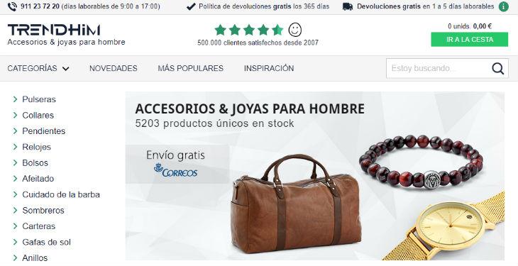 Trendhim, caso de éxito europeo en ecommerce que llega a España