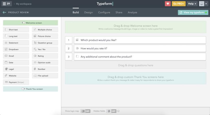 35 millones de dólares de inversión en Typeform