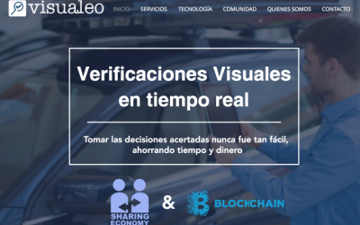Visualeo une blockchain con economía colaborativa en un servicio de verificaciones visuales