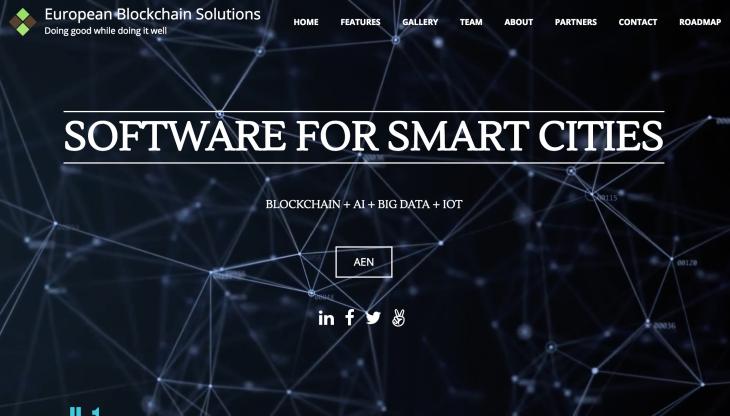 Descubre el proyecto European Blockchain Solutions