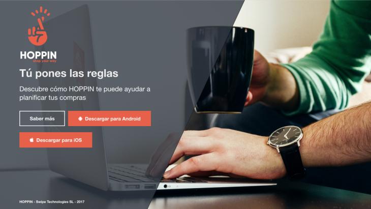Descubre la startup de ecommerce Hoppin