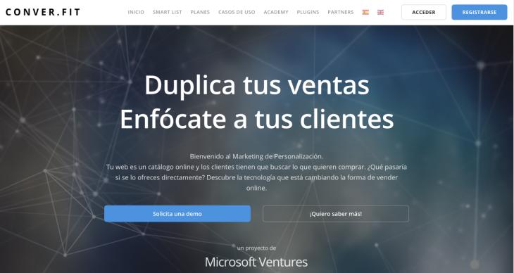 75.000 euros de inversión en Converfit