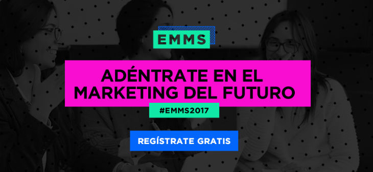 EMMS 2017: 8 conferencias sobre Marketing Digital, online y gratuitas