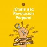 Cervezas Pergara: salva al mundo bebiendo cerveza