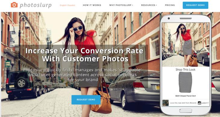 750.000 de inversión en la startup Photoslurp