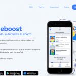 Saveboost es la app que te ayuda a ahorrar