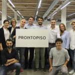 Nace la startup ProntoPiso con 3 millones de euros de inversión