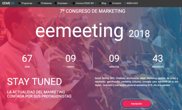 Séptima edición del Congreso de Marketing eemeeting