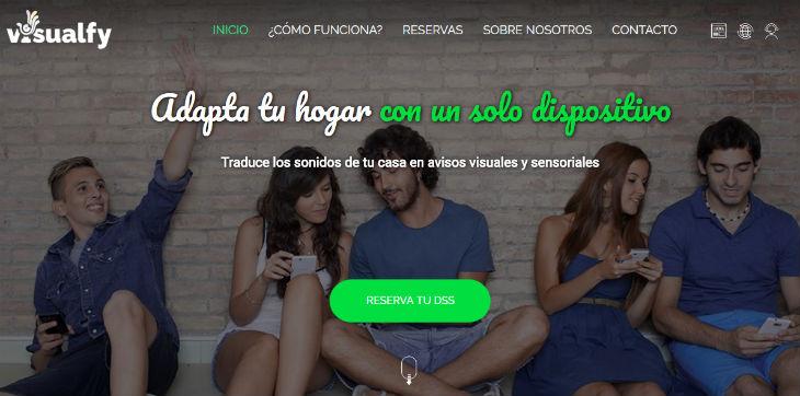 2,5 millones de euros invertidos en Visualfy