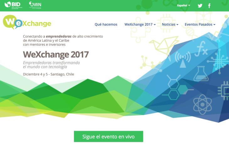 WeXchange 2017 fomenta el emprendimiento femenino en América Latina