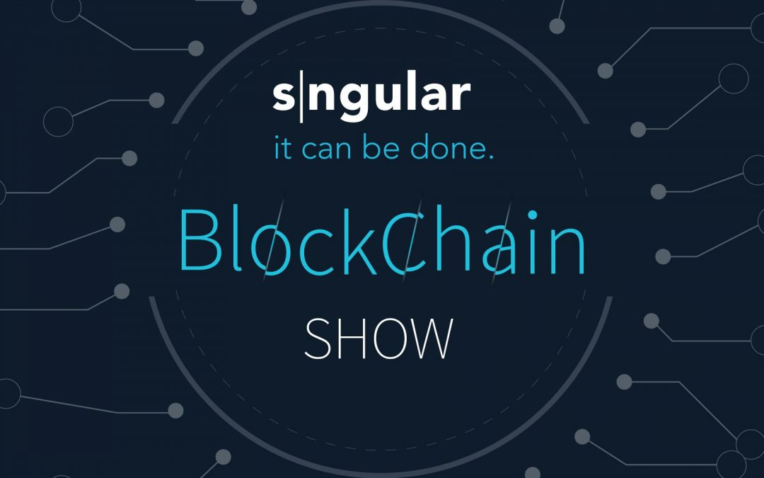 Comienzan los eventos Blockchain Show Sngular
