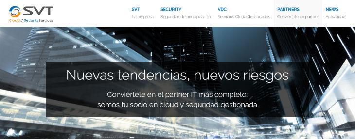 Gigas compra al proveedor de cloud hosting SVT con los 2,5 millones de inversión de Inveready