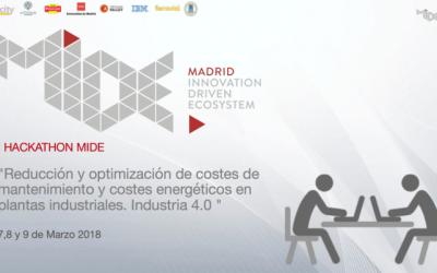 Hackathon for Industry 4.0