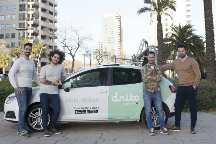 250.000 euros de inversión en la startup Dribo