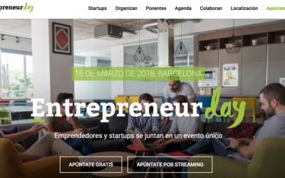 Participa en el Entrepreneur Day de IEBS y Seedrocket