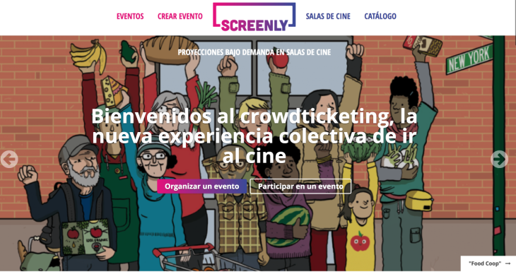 Screenly en campaña de equity crowdfunding