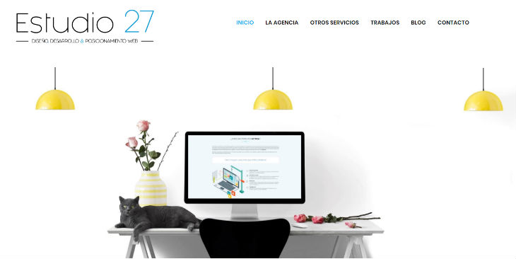 Entrevista a Pablo Marti, de la agencia de diseño web Estudio 27