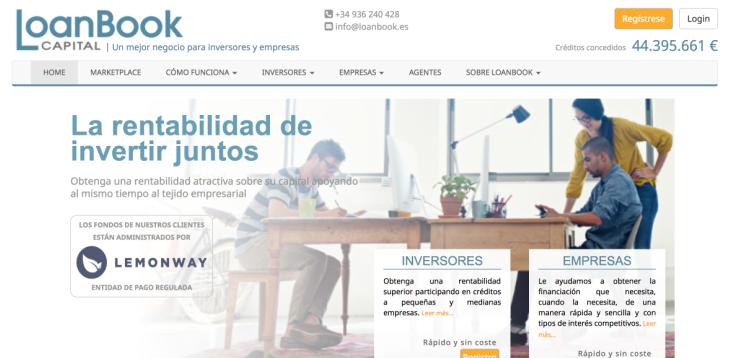 LoanBook realiza una ronda de inversión de 1,25 millones de euros