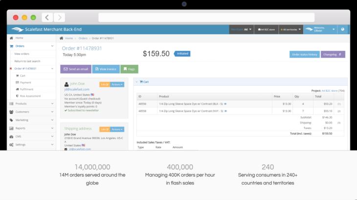 Adara Ventures invierte en la empresa Scalefast