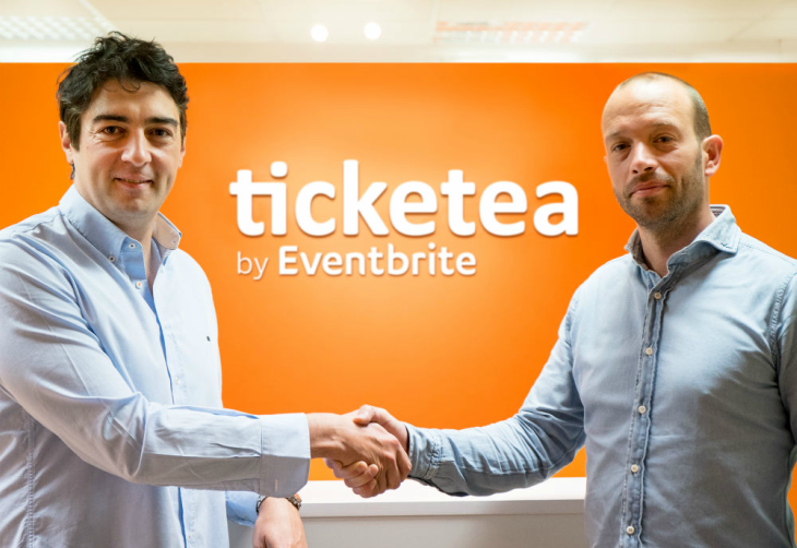 Eventbrite compra la startup española Ticketea para crecer en Europa