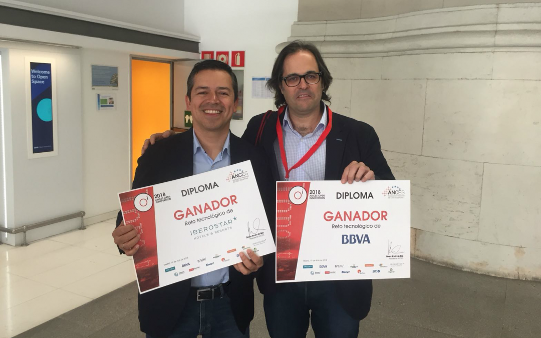 Ances Open Innovation anuncia las startups ganadoras