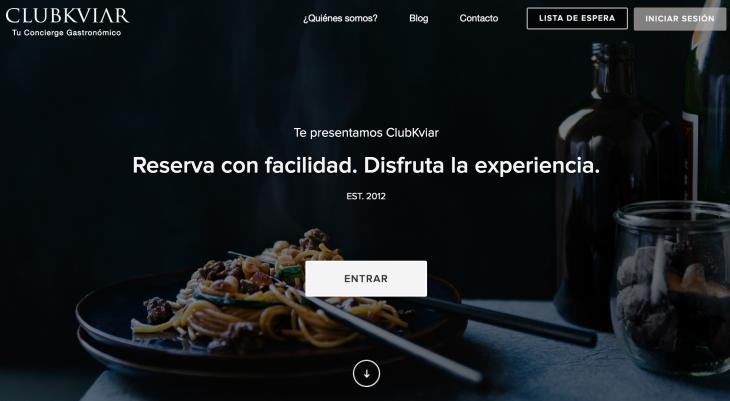 La empresa estadounidense Resy compra la startup española ClubKviar