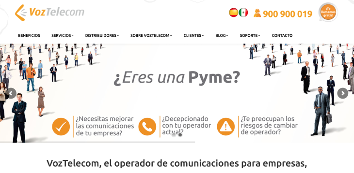 Inveready invierte en VozTelecom
