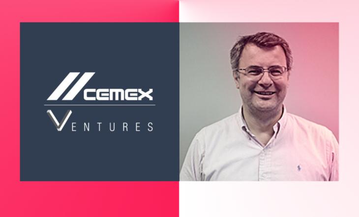 Entrevistamos a Gonzalo Galindo director de CEMEX Ventures