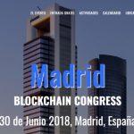 Criptomad: primer Congreso Blockchain Madrid