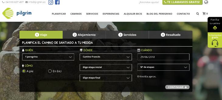 400.000 euros de inversión en la startup Pilgrim