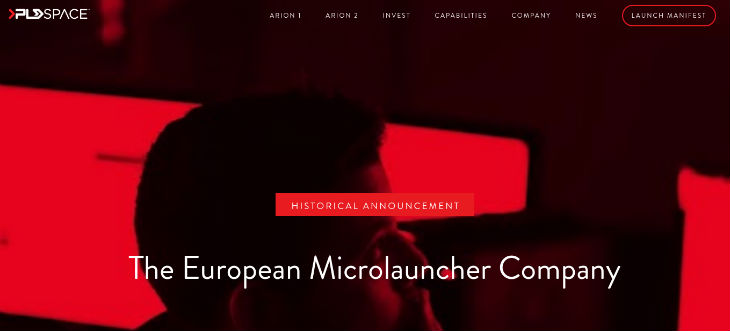 PLD Space completa su ronda A con otros 9 millones de euros