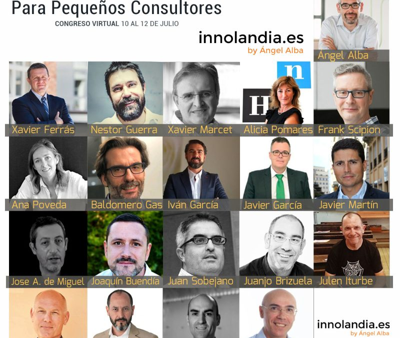 Primer Congreso de Transformación Digital para #ConsultoresDigitales