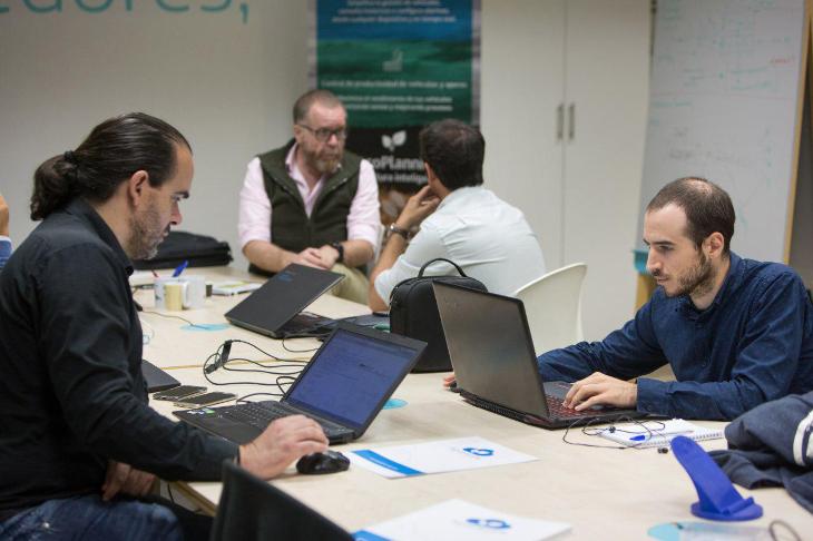 Descubre las startups de Smartagro en Andalucía