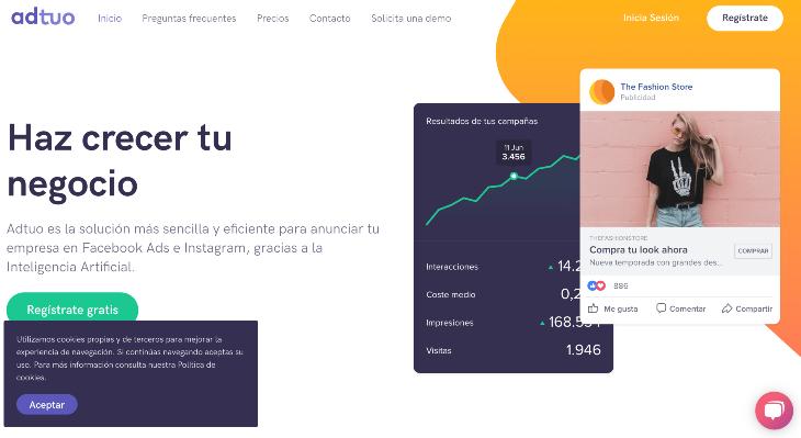 100.000 euros de inversión en la startup Adtuo
