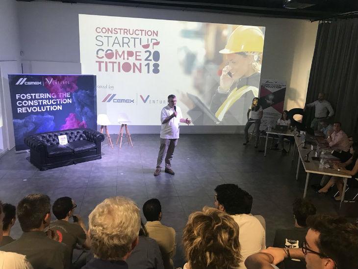 Así fue el #CXVPitchday de CEMEX Ventures