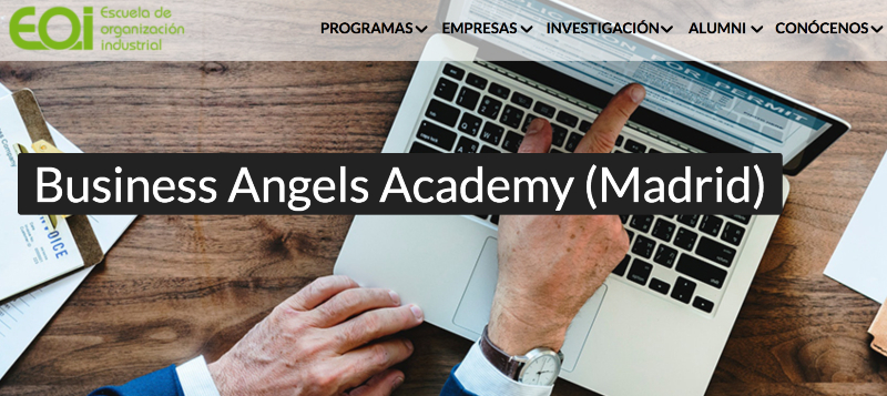 Business Angels Academy de EOI en Madrid