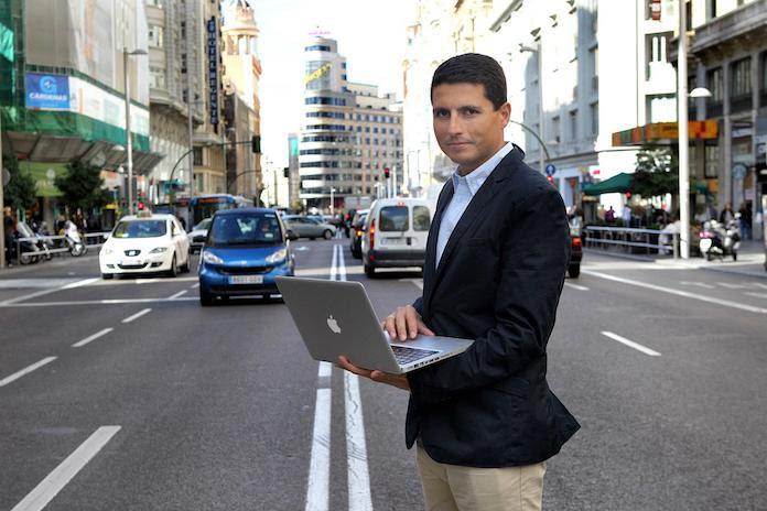 Acabo de entrevistar a Javier Martín Loogic