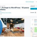 La importancia de proteger tu WordPress