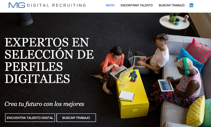 MG Digital Recruiting: el Headhunter de las startups