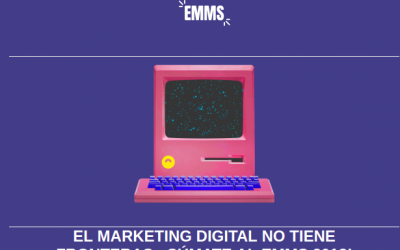 Evento EMMS, aprende gratis marketing online