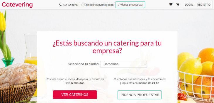 Catevering recibe 100.000€ de financiación