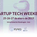 Startup Tech Weekend el evento para crear proyectos de AI o AR/VR