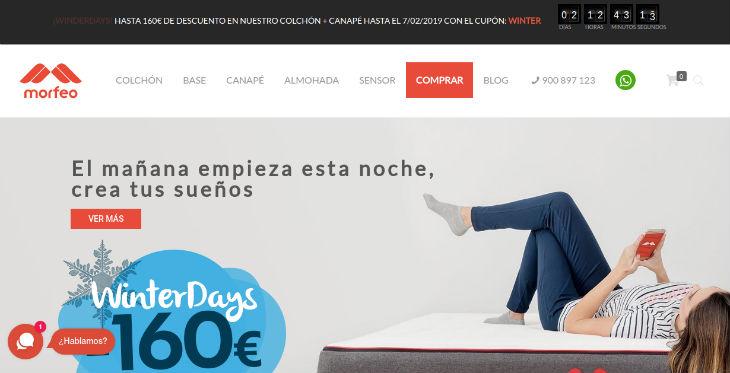 Entrevistamos a Elena Fernández, CEO de Colchón Morfeo